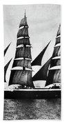 Steel Barque, 1921 Beach Sheet