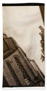 Steeple Chase Beach Towel