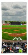 Steinbrenner Field Beach Towel