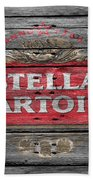 Stella Artois Beach Towel
