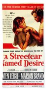 Stellaaaaa - A Streetcar Named Desire Beach Sheet