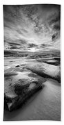 Step Stone Revisited Beach Towel
