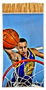 Steph Curry Beach Towel