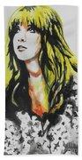 Stevie Nicks 02 Beach Towel