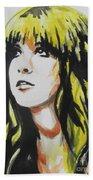 Stevie Nicks 01 Beach Towel