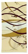 Still Branches Of Life Beach Towel