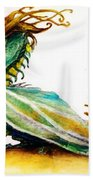 Stinger By Tom Kidd Beach Towel
