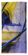 Stone Abstract One Beach Towel