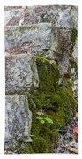 Stone And Moss Beach Towel