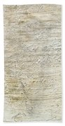 Stone Background Beach Towel