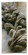 Stone Ornament 2 Beach Towel