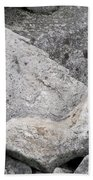 Stone Tooth Beach Towel