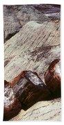 Stone Trees - 360 Beach Towel