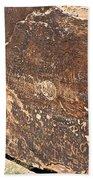 Stone Written Beach Towel