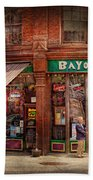Store - Albany Ny -  The Bayou Beach Towel