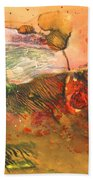 Storm At Sunup Beach Towel