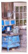 Stove  Appliance Cooker  Kitchen  Antique Beach Towel