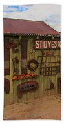 Stoves And Tinware Beach Towel