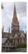 St.patrick's Cathedral Beach Towel