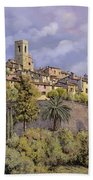 St.paul De Vence Beach Towel