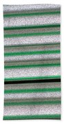 Straw Green Beach Towel