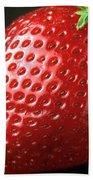 Strawberry Beach Towel