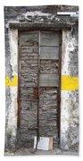 Street House Art - Macau, China Beach Sheet