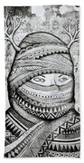 Mysterious Cochin Beach Towel