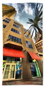 Streets Of Nola Beach Sheet