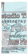 Studio Tlc Transparency Beach Towel