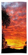 Stunning Sunset Beach Towel