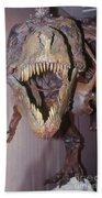 Sue The Tyrannosaurus Rex Beach Towel
