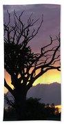 Suffolk Sunset Recalled Beach Towel