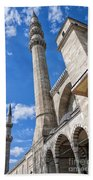 Suleiman Mosque 08 Beach Towel