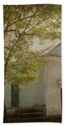 Sulphur Springs Methodist Church Beach Towel