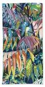 Sumac Spectacular Beach Towel
