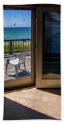 Summer Cottage Beach Towel