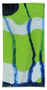 Hot Summer Day Beach Towel