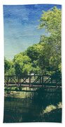 Summer Draws Near Beach Towel by Laurie Search