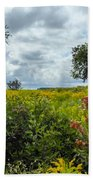Summer Scene Beach Towel