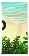Summer Swim Beach Towel