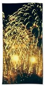 Summerfest Beach Towel