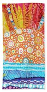Sun Glory Beach Towel