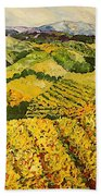 Sun Harvest Beach Towel