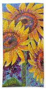 Sun-kissed Beauties Beach Towel
