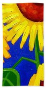 Sun Lovers Beach Towel