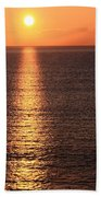 County Kerry Sunset  Beach Towel