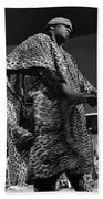 Sun Ra 1968 Beach Towel by Lee  Santa