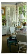 Sun Room Beach Towel