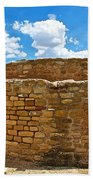 Sun Temple-1250 Ad In Mesa Verde National Park-colorado Beach Towel